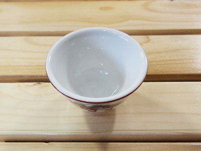 【中華】中華柄 煎茶【アウトレット】【陶器】