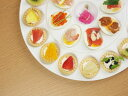 【ビュッフェ】純白のエッグプレート【アウトレット】【前菜皿】【おつまみ皿】【パーティー】【デカ盛】【