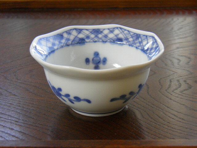 八角珍味鉢 福濃格子の紹介画像2
