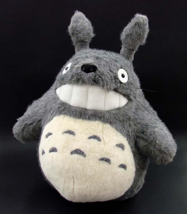 【人気商品】 となりのトトロ ぬいぐるみLL(大トトロ/笑い)【コンビニ受取不可×】...:utu-wa:10002655