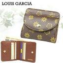 ルイ・ガルシア コンパクト財布 【二つ折り 財布 小型 小銭入れ ルイガルシア】