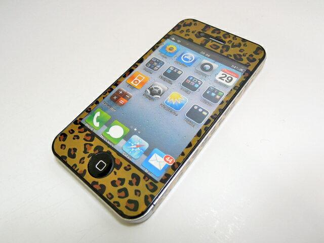 iPhone4/4S用 液晶保護フィルム+デコ...の紹介画像2