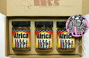 [ recommended gift set] African feh gift set &quot;A&quot; (with 80 g pot *3, a roller coaster) [easy  _ packing] [comfortable  _ expands] [comfortable  _ expands an address] [easy  _ Messe input]