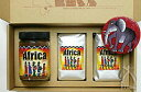 [ recommended gift set] African feh gift set &quot;B&quot; (with 80 g pot *1, refill *2, a roller coaster) [easy  _ packing] [comfortable  _ expands] [comfortable  _ expands an address] [easy  _ Messe input]