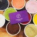 ショッピングアイスクリーム 【Premarche Gelateria】 SORBET及びノンミルク、VEGANセット 12カップセット (お味はこちらで選定いたします) 各132cc×12個入り