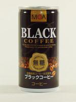 MOAオーガニック缶コーヒー ブラック(190g)