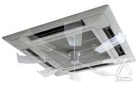 Energy saving air conditioning wind in hybrid fan first JK half-clear (HBF-FJK c/w)