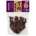 ムソー 有機黒煮豆 125g