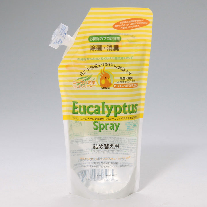 Stuffed with eucalyptus spray 600 ml refill Pack