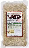 【オーサワ】徳用・活性発芽玄米ケース売り 2kg...の商品画像