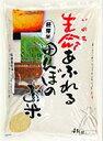 平成27年産「生命あふれる田んぼのお米」胚芽米 ひとめぼれ 4kg