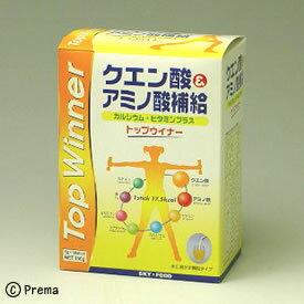 クエン酸飲料「トップウィナー」