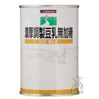 三育 濃厚調製豆乳無加糖 415g
