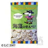 【創健社】【6袋セット】メイシー 海藻のせんべい(50g)