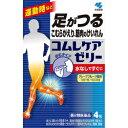 【第2類医薬品】小林製薬 コムレケアゼリー 4包[コムレケア]