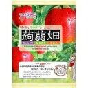 [応]マンナンライフ 蒟蒻畑 りんご味12個入り1袋[蒟蒻畑 蒟蒻ゼリー]