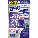 DHC 20日速攻ブルーベリー40粒 (応)
