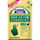 小林製薬 DHAイチョウ葉アスタキサンチン90粒[サプリメント DHA]