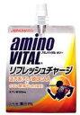 味の素 アミノバイタル リフレッシュチャージ 180g 【1個】×6個セット [アミノバイタル ゼリー飲料]