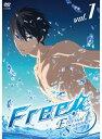 【中古】●Free!-Eternal Summer- 全7巻セット s7005/PCBE-74651-74657【中古DVDレンタル専用】