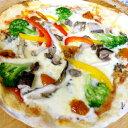 食品 - ピザ ベルドゥーラ 本格ピザ(24cm)■イタリアの小麦粉を使用したシェフ自慢の手作り本格ピザピザ クリスピー ピザ Pizza ピッツァ お試し 冷凍ピザ 冷凍 生地 手作り【楽ギフ_包装】【楽ギフ_のし】