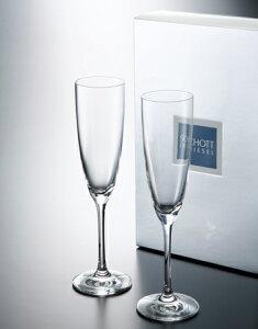 シャンパン ツヴィーゼルクラシコ フルート ペアシャンパングラス