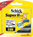 シック ヒゲ剃り スーパー2プラスX 2枚刃替刃 9個入り TCPX-9