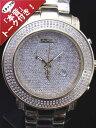 6種類以上から選べるバンド 【送料・代引手数料無料】 Joe Rodeo Junior クラッシュダイヤモンドフェイス ダイヤモンド 10.15 ctYG※お取り寄せ商品です。お問い合わせ下さい。