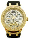 【送料・代引手数料無料】 Joe Rodeo Master ダイヤモンド2.2 ctJJM81マスター ジョーロデオ JOERODEO ダイヤモンド ウォッチ 時計 【海外取り寄せ/3週間から4週間でお届け】