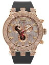 ■ 【送料・代引手数料無料】 Joe Rodeo Broadway ダイヤモンド5ct JRBR6※【海外取り寄せ商品/3週間から4週間でお届け】ブロードウェイ ジョーロデオ JOERODEO ダイヤモンド ウォッチ 時計