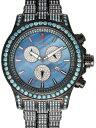 【送料・代引手数料無料】 Joe Rodeo MasterPilot ブルーダイヤモンド26.70ct JMP25※こちらの商品はお取り寄せになります。ご購入の際はお問い合わせ下さい。マスターパイロット ジョーロデオ ダイヤモンド ウォッチ 時計