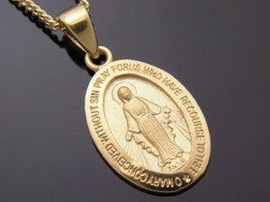 ランキング イエロー ゴールド ポリッシュ オーバル ペンダント チェーン ネックレス