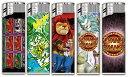 予約 パチスロ 猛獣王 王者の咆哮 電子ライター 全5種セット パチスログッズ 3月中旬発売