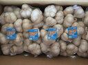 2016年新物 青森県産にんにく 業務用 10kg ホワイト六片 にんにく Lサイズ中心