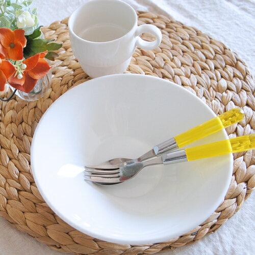 ピュアホワイト白磁サラダボウル 20cm 白い食器 訳あり/アウトレット/業務用 /カフェ 食器お皿 おしゃれ/収納 /洋食器/売れ筋/人気/器/通販/美濃焼