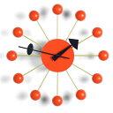 Vitra(ヴィトラ) ネルソン ボールクロック オレンジ