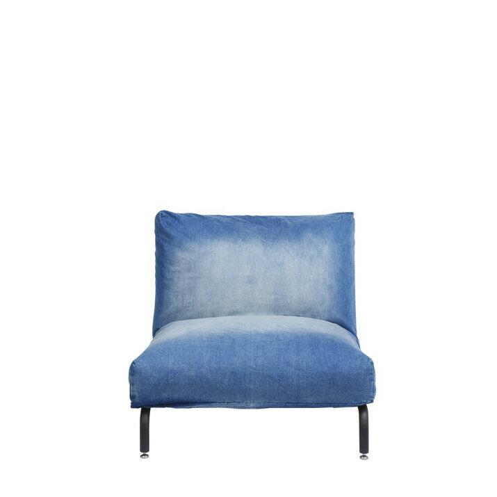 ジャーナルスタンダードファニチャー(journal standard Furniture) RODEZ CHAIR DENIM BLUE(ロデチェア デニムブルー カバー&ヌード)