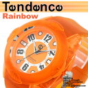 Tendenceテンデンス 腕時計 レインボー 2013044