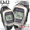 CITIZEN シチズンQ&Q ランニング ソーラー メンズ 腕時計 MSL1J1