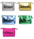 KITSON KITSON キットソンNEW カラー コスメポーチkitson Star Cosmetic Bag ポーチ 【楽ギフ_包装】