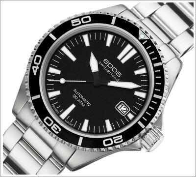 腕時計 メンズ エポス EPOS 機械式腕時計 メンズ腕時計 Collection Sportive ep-3413 送料無料 メンズ腕時計 Collection Sportive ep-3413