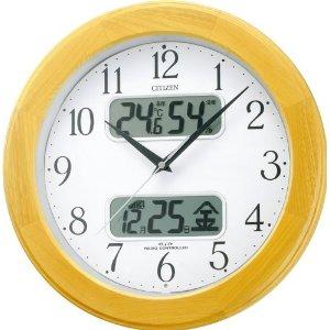 シチズン CITIZEN リズム時計 ネムリーナカレンダーM04