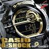 カシオ G-SHOCK メンズ腕時計 Black×Gold Series GDF-100GB-1 CASIO 送料無料