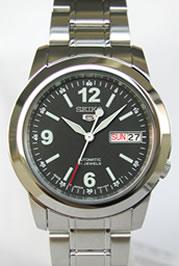 セイコー SEIKO 5(セイコー ファイブ) スタンダード メンズ 自動巻き SNKE63J1 逆輸入海外生産 オートマチック 自動巻き SEIKO 5