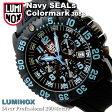 ルミノックス LUMINOX 腕時計 ミリタリー ダイバーズウォッチ ネイビーシールズ メンズ カラーマークシリーズ NAVY SEALs Color Mark Series lm-3083 ブルー メンズウォッチ 送料無料