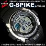 カシオ メンズ腕時計 G-SHOCK G-SPIKE g-7700-1dr