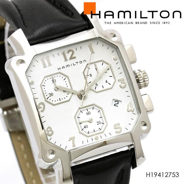 ハミルトン メンズ 腕時計 H19412753 ロイド クロノグラフ HAMILTON 送料無料 ハミルトン メンズ 腕時計 H19412753 ロイド クロノ HAMILTON