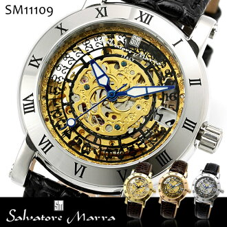 Watch mens men's watch Salvatore Mara men's Salvatore Marra sm11109