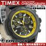 TIMEX タイメックス 腕時計 耐衝撃 EXPEDITION 1/20秒計測 センター クロノグラフ T49783