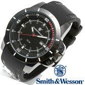 [送料無料] [正規品] スミス&ウェッソン Smith & Wesson ミリタリー腕時計 TROOPER WATCH WHITE/BLACK SWW-397-WH [あす楽] [ラッピング無料]